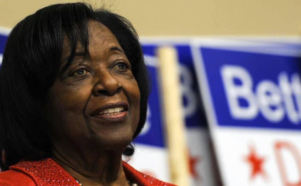 Senator Bettye Davis served as Chair of the Board of the Alaska Black Caucus from 1985 thru 1991.